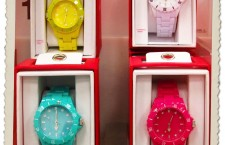 Candy Colored Watches