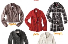 Five Fall Coats Under $50 @Target