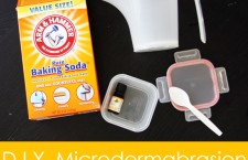 DIY Microdermabrasion Recipe