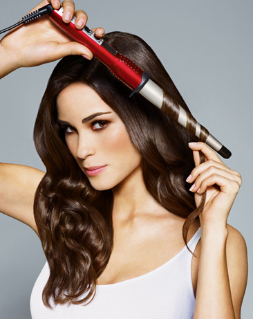 How To Get Beachy Waves With A Curling Iron Dump Your Frump