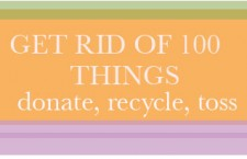 Get Rid of 100 Things