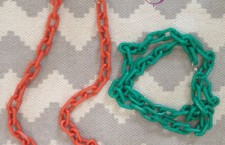 Colorful Chain Necklaces