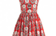 "Modcloth ""What a Dahlia"" Dress"