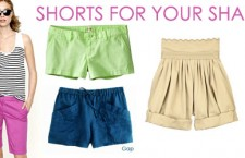 Summer Shorts for Your Body Type