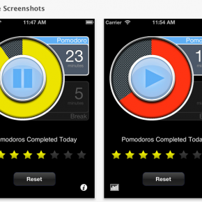 Pomodoro Pro Review: Simple time management for the easily distracted.