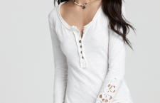 Free People Henleys: My favorite long sleeved tops